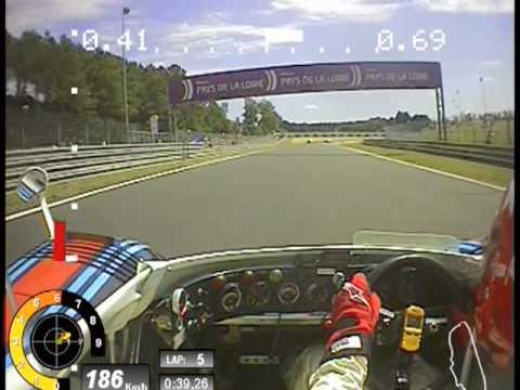 le Mans 2010 inboard Porsche 930Turbo, 935 JLP and 936.mov