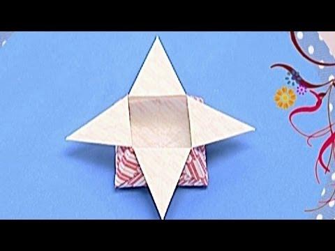 Çocuklar İçin Origami Jewel Box (Öğretici) I – Kağıttan Arkadaşlar 32