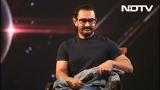 #NDTVYuva - आमिर खान ने कहा,  हर इंसान के अंदर राम और रावण दोनों होते हैं - NDTVINDIA
