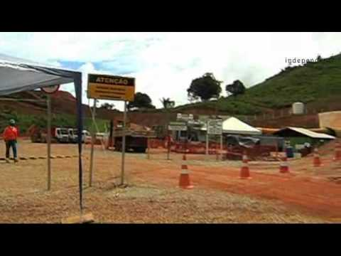 Serra Pelada: mulheres ocupam vários cargos na mineração.flv