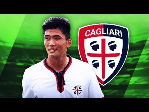 Kwang-Song Han ma dopiero 19 lat, a już robi różnicę na włoskich stadionach.