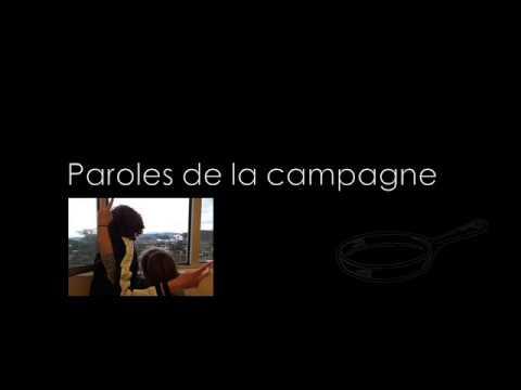 Paroles de campagne - Projet pédagogique à Saint-Gaudens
