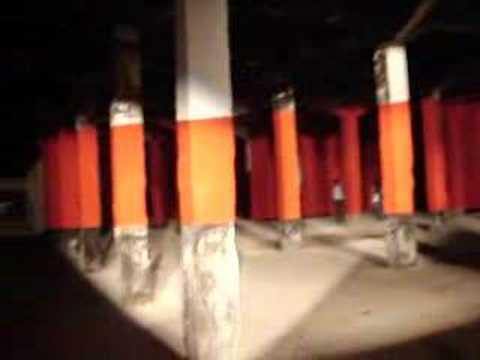 Georges Rousse - Matadero 1 - Red rectangle