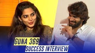 Guna 369 Exclusive Interview | Karthikeya | Anagha | Arjun Jandyala - TFPC
