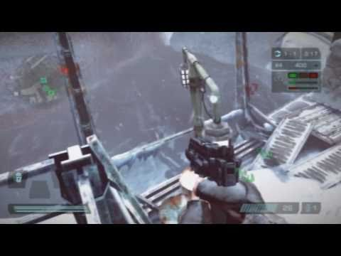 Killzone 3 - Outside Akmir Snowdrift Glitch - W*E qpr1991