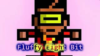Royalty Free :Fluffy Eight Bit