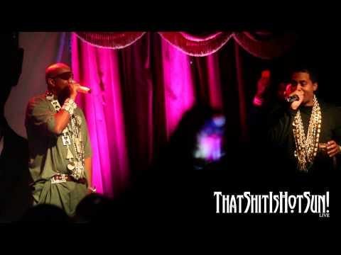 Nas - Nas & Slick Rick Perform