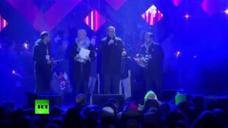 Polish mayor Adamowicz stabbed on stage during charity event in Gdansk - RUSSIATODAY