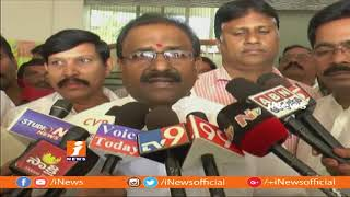 BJP MLC Somu Veerraju Comments On TDP Govt Over AP Funds Issues | iNews - INEWS