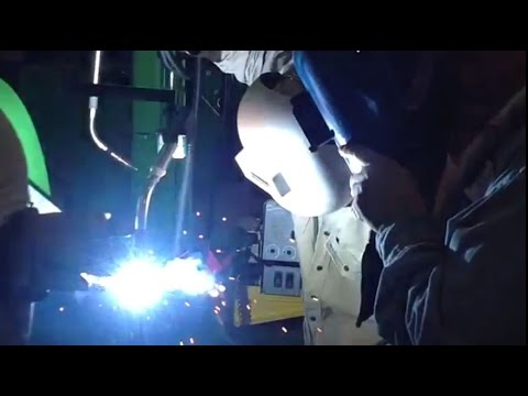 Pipe Jammer Welding Intro