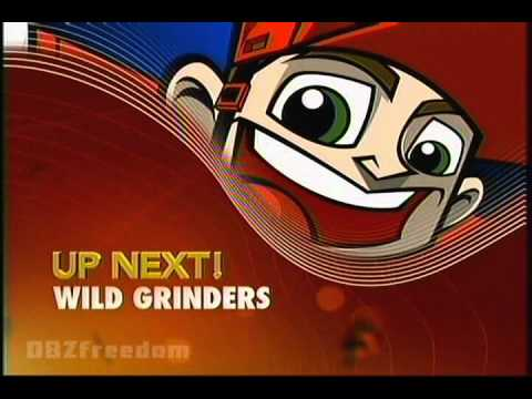 Nicktoons (U.S.) - Up Next! Wild Grinders  _Alternate Bumper (2012)