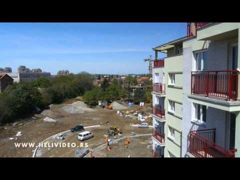 izgradnja naselja Stepa Stepanovic 25.04.2012.
