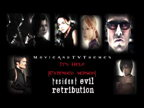 Resident Evil Retribution - It's Help [Extended Version]