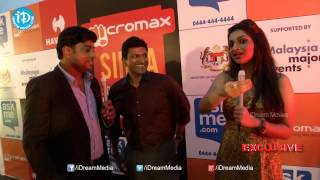 Puneeth Rajkumar Funny Comments@SIIMA 2014 - Red Carpet - IDREAMMOVIES