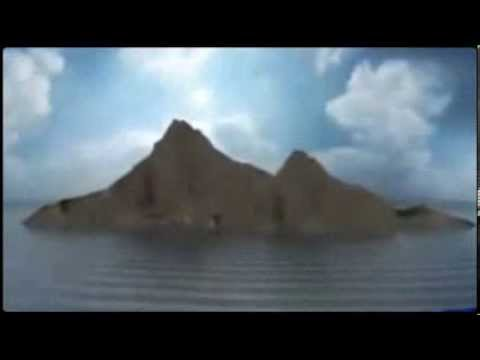 New island appears Pakistan earth quake 2013 live footage