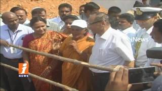 Governor ESL Narasimhan Visits Mukundapuram Village | Anantapur | iNews - INEWS