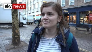 'It's just not good enough': what the people of York think of Brexit - SKYNEWS