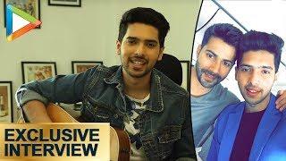 Armaan Malik exclusively talks about Varun Dhawan's Theher Ja from October - HUNGAMA