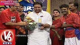 Folk Stars Dhoom Thadaka Full Episode 9th Mar 2014 - V6NEWSTELUGU