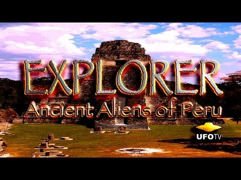 ANCIENT ALIENS HIDDEN PLANET OF THE NAZCA - FREE Movie