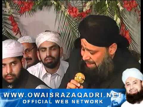 Owais Raza Qadri Exclusive Mehfil e Naat at Gojra (Date:26th Jan,2012) Part 1/2