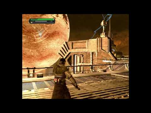 Star Wars The Force Unleashed Walkthrough Part 20
