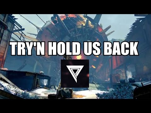 [Paradox] TRY'N HOLD US BACK #MOTW