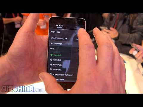 Meizu MX4 Ubuntu MWC 2015