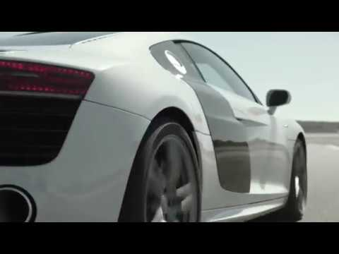 The new Audi R8 teaser