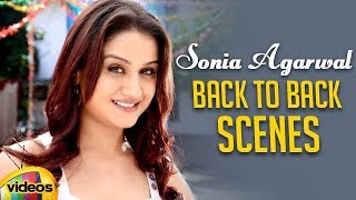 Sonia Agarwal Back to Back Scenes | Rudrudu Telugu Movie Scenes | Simbu | Mango Videos - MANGOVIDEOS