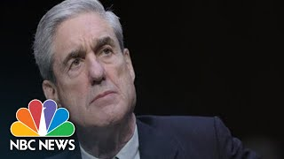 Live coverage: Mueller sends report on Trump-Russia investigation to attorney general - NBCNEWS