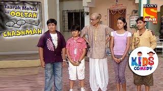 Tapu Sena Feels Guilty | Tapu Sena Special | Taarak Mehta Ka Ooltah Chashmah - SABTV