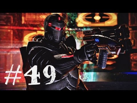 Mass Effect 3 - KAI LENG BOSS - Walkthrough Part 49 (ME3 Kinect Gameplay) [PC/Xbox 360/PS3]
