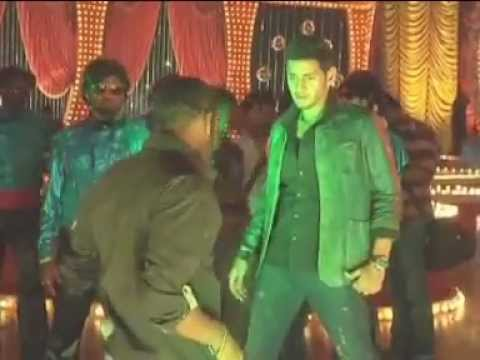 Dookudu Making of Poovai  Poovai  Song