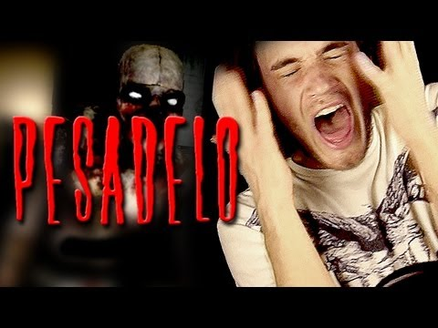 Pesadelo O Início - WORST JUMPSCARE EVER! (Part 1) Brazilian Horror