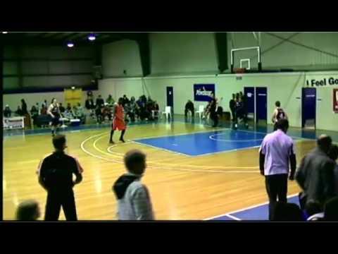 Canberra vs Geelong - SEABL Men Round 10