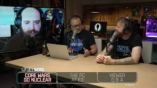 The Intel/AMD Core Wars go nuclear, the PC at E3, and more | The Full Nerd Ep. 56 - PCWORLDVIDEOS