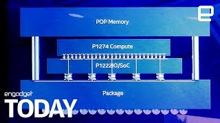 This new 3D chip tech is how Intel will beat Moore's Law | Engadget Today - ENGADGET