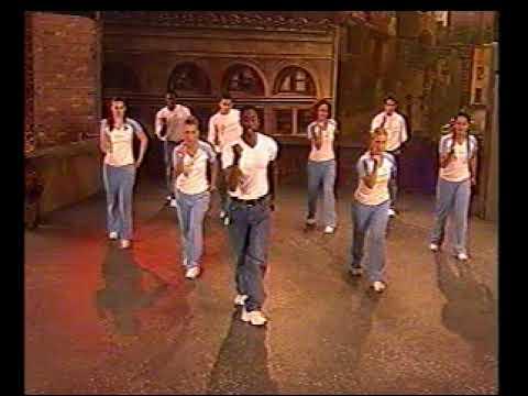 hip hop pasos coreografias 1