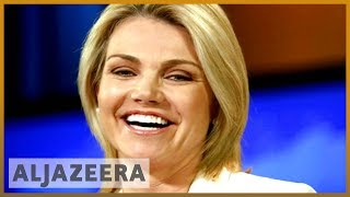 🇺🇸 Heather Nauert ends bid to be next US ambassador to UN | Al Jazeera English - ALJAZEERAENGLISH