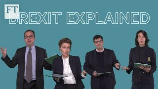 Brexit winners and losers - FINANCIALTIMESVIDEOS