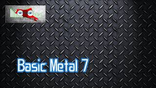 Royalty FreeMetal:Bastic Metal 7