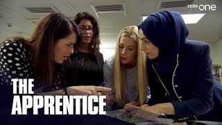 Non-drinker Bushra is tasked with ordering wine - The Apprentice 2017: Episode 4 Preview - BBC One - BBC
