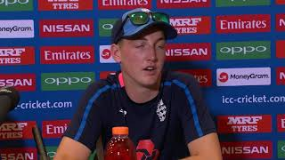 England Captain and Coach on Quarter Final Loss LIVE From Queenstown | ICC u19 World Cup 2018 - CRICKETWORLDMEDIA