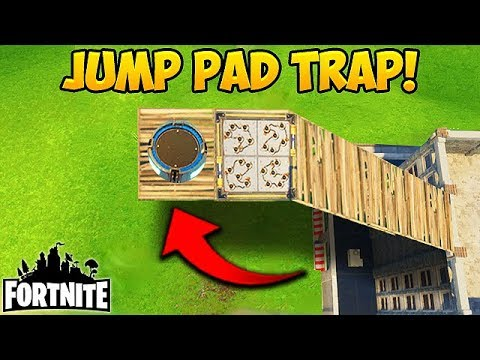 FAKE LAUNCH PAD TRAP! - Fortnite Funny Fails and WTF Moments! #139 (Daily Moments)