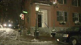 السلطات تغرم جون كيري لعدم إزالته الثلوج من أمام منزله