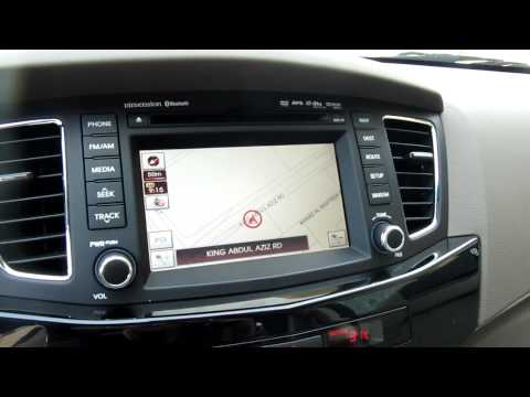 2011 kia cadenza Walkaround & Startup