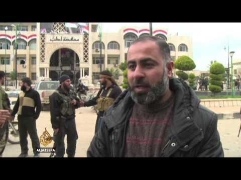 Thousands flee as Assad prepares to recapture Idlib