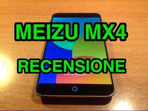 Meizu MX4 - recensione in italiano