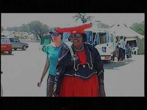 Namibia Herero Day 2008 at Okahandja
